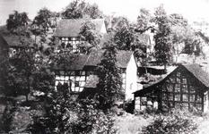 Weiler Hohn – wo man hinschaut, sieht man Fachwerkhäuser.