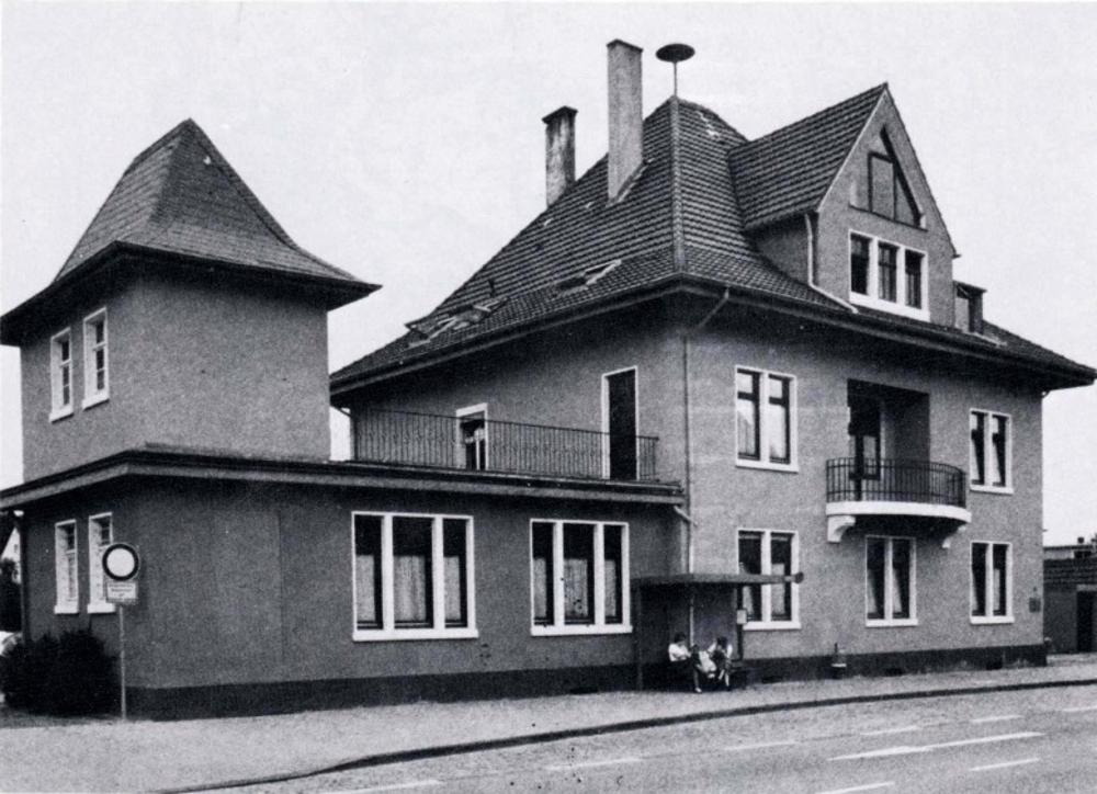 Lohmarer Amtsgebäude (1908-1966)