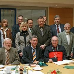 Empfang Kardinal Meisner Rathaus 2008 Foto Morich
