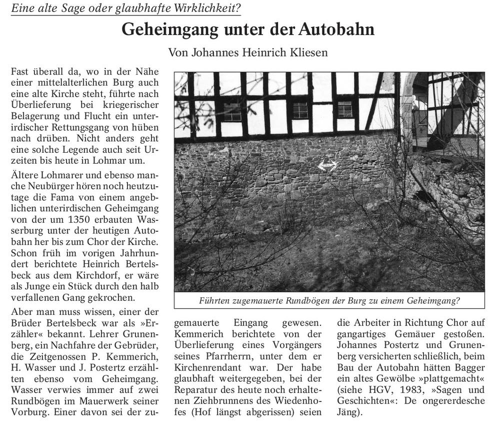Lohmarer Heimatblätter 18 S. 82