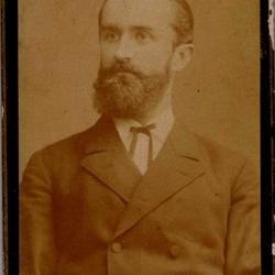 Pfarrer Carl Idel 1879 - 1884