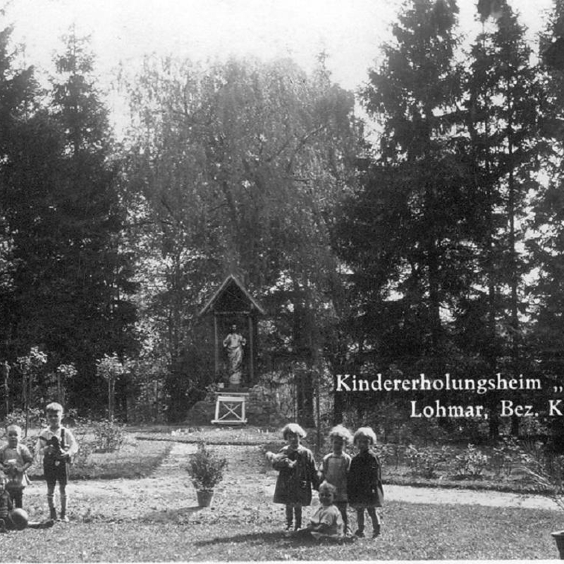 Postkarte 1930er Jahre