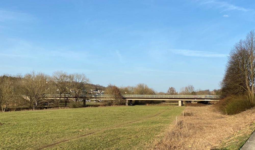 Donrather Aggerbrücke 2021