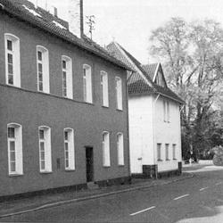 Schulgebäude Kirchstraße um 1980