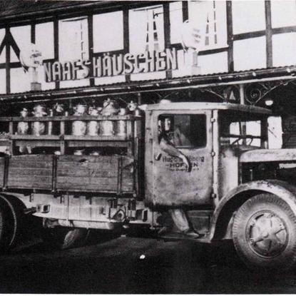 Milchauto Hugo Reißberg