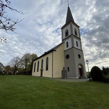 St. Bartholomäus auf dem Berg, Nov. 2020.