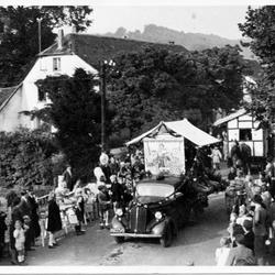 Erntezug 1948