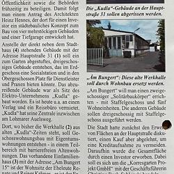 Lohmarer Stadtanzeiger Dez. 2020