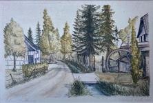 Zeichnung Raimund Schüller