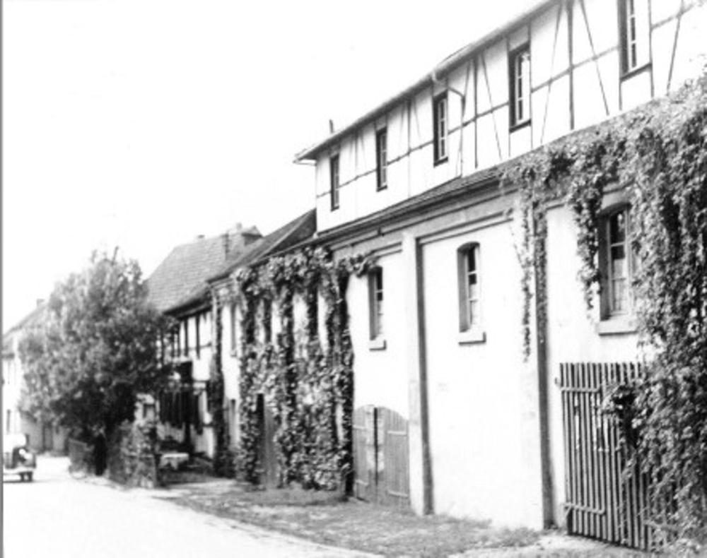 Gasthof Conzen mit Saal im oberen Stockwerk