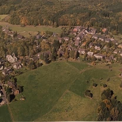 Luftbild von Oberdahlhaus 2009