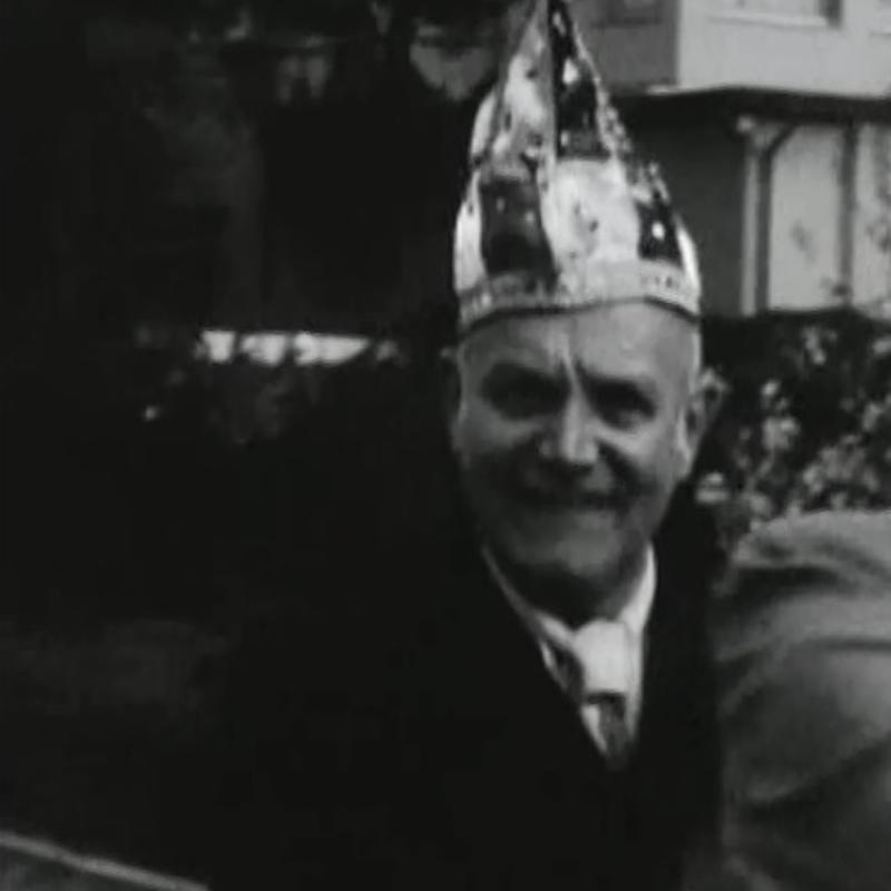 Kümmlers Jüpp 1955