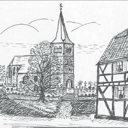 Katholische Pfarrkirche Birk nach 1800