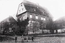 Herrenhaus im Jahr 1912