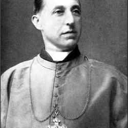 Erzbischof Bertram Orth um 1903 bis 1907.