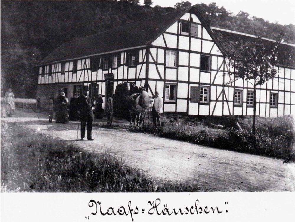 Aufnahme 1891