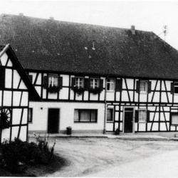 Hofanlage Grommes, erbaut 1798