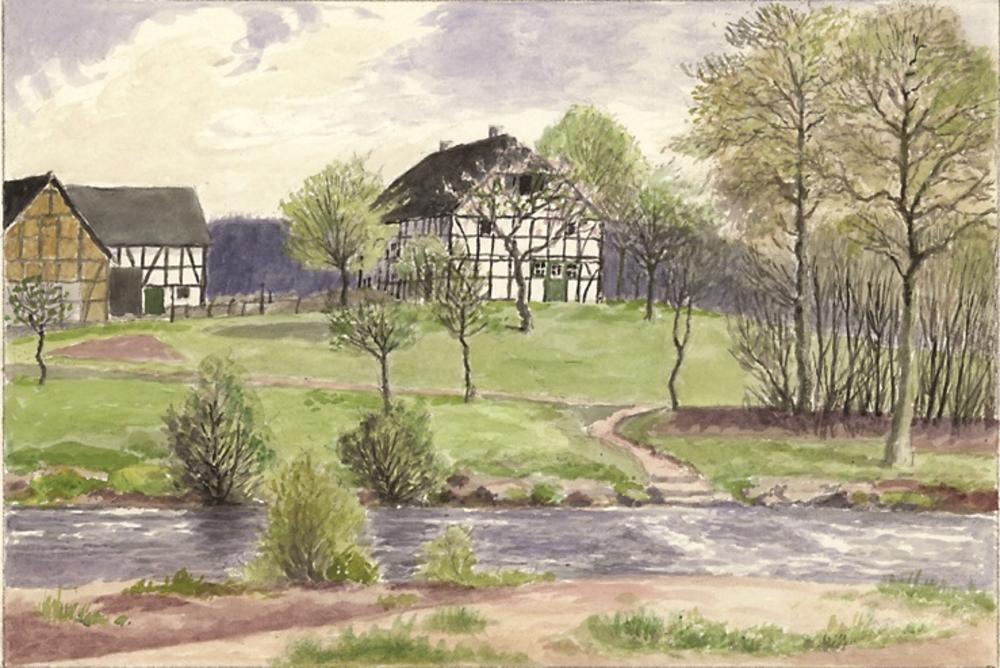 Büchel in Donrath 1936
