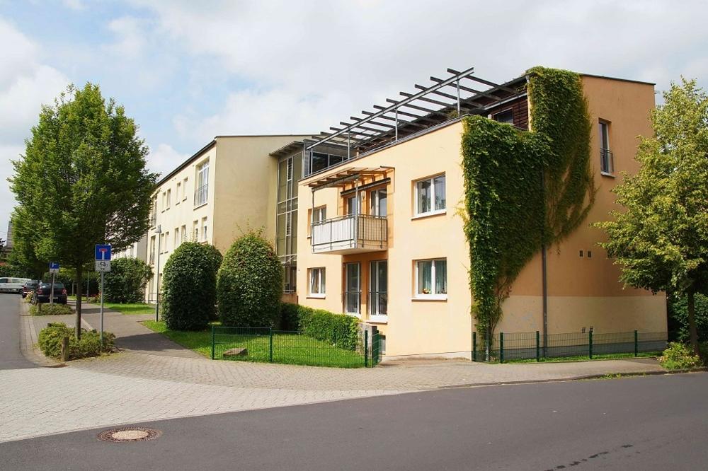 Neubau Ecke Schmiedgasse/Im Korresgarten Foto Morich