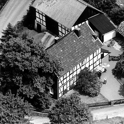 Denkmalgeschütztes Anwesen Kieselhöhe 1