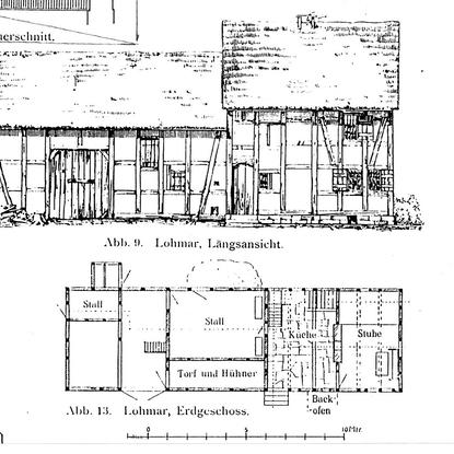 Kleinbauernhaus 1597