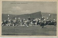 """Gruß aus Lohmar um 1911/12 (Photogr. u. Verlag von Albert Dietzgen, Siegburg""""; Archiv Josef Breuch)"""