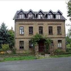 Bürgermeisteramt bis 1923 Münchhof 9