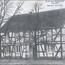 Grußkarte um1920