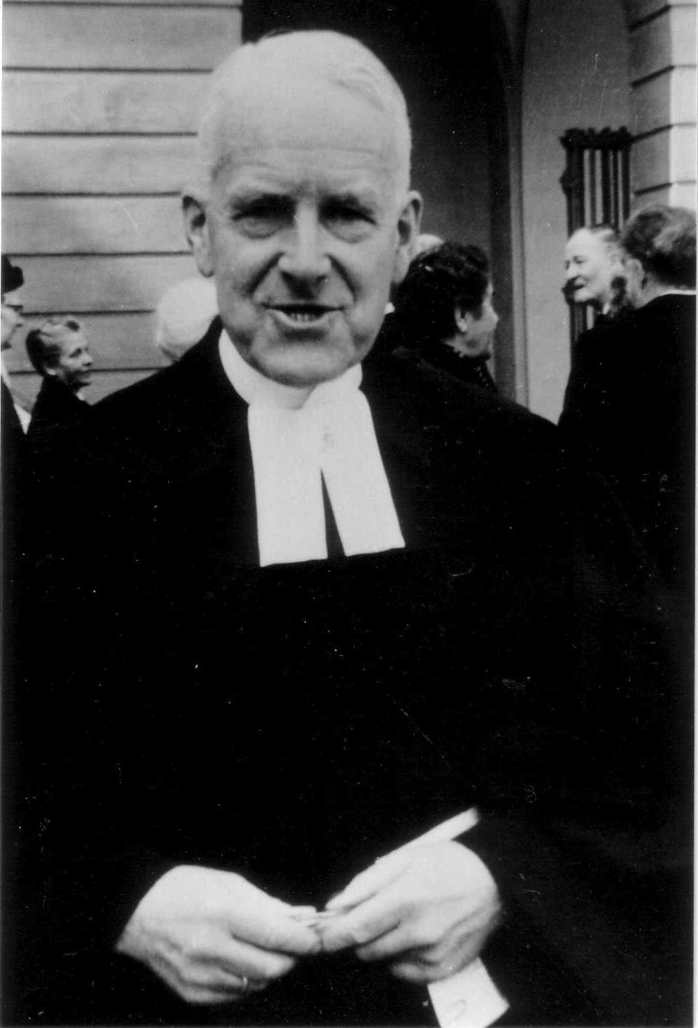 Pfarrer Wolf Dietrich Richard Agathon Freiherr von Lupin 1953 - 1961