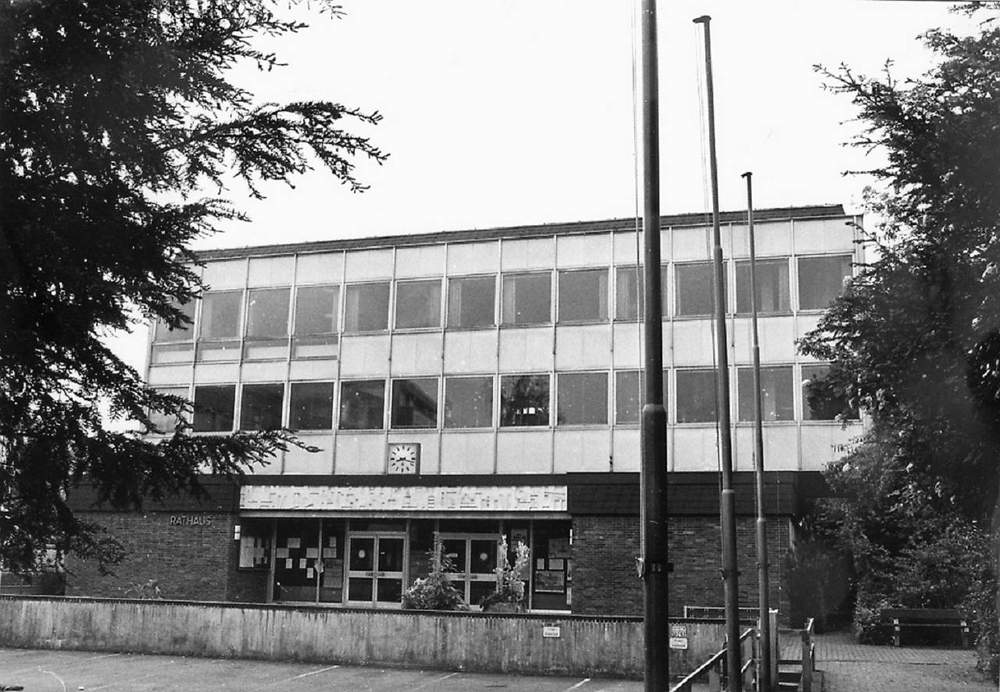 Rathaus 1966