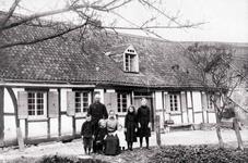 """Dorpmühle, genannt """"Atzemich"""" im Jahre 1910"""