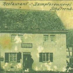 Ansicht Gaststätte Scharrenbroich 1929