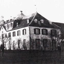Schloss Auel 1891