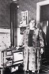 Katharina Clever geh. Ahlefelder (Oma von K.H. u. Ulli Clever) Anfang der 1930er Jahre.