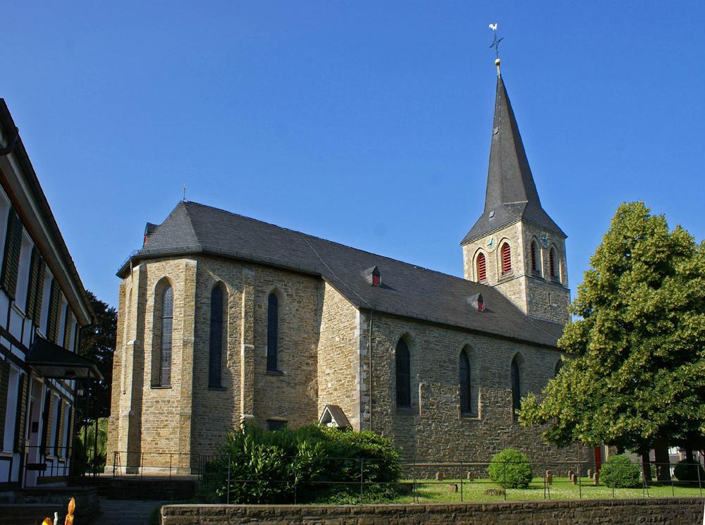 Katholische Kirche Sankt Mariä Geburt