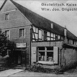 Gaststätte Oligschläger (Fielenbach) 1930er