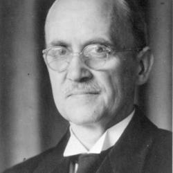 Pfarrer Martin Johannes Justus Zänker 1911 - 1952